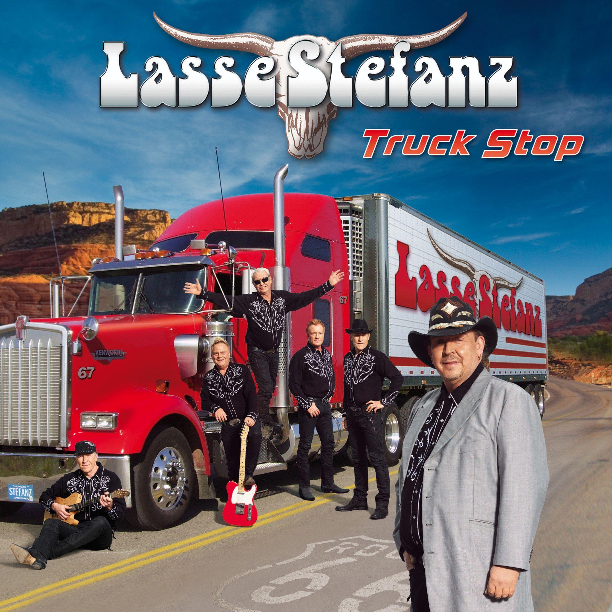 Lasse Stefanz - Truck Stop album cover