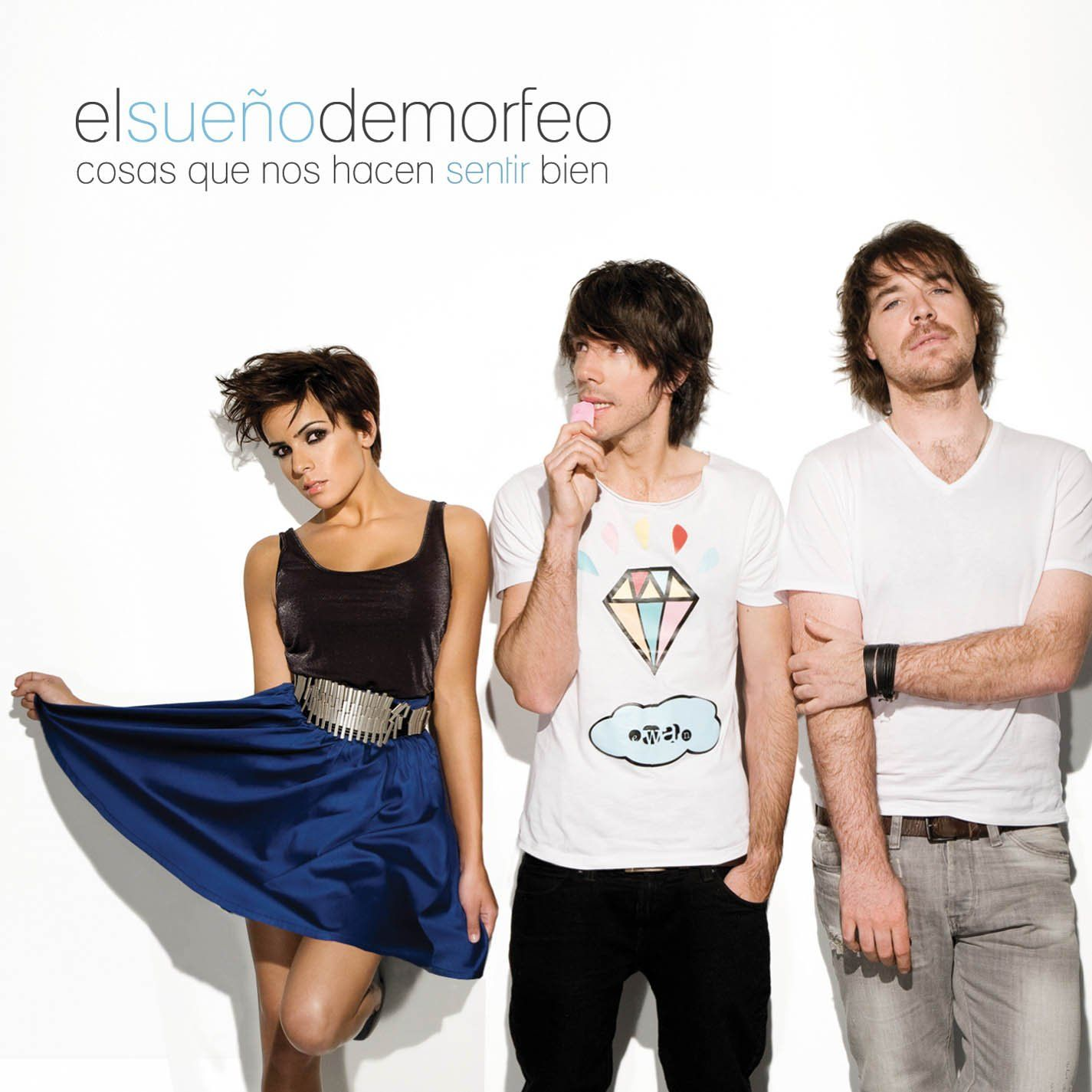 El Sueño De Morfeo - Cosas Que Nos Hacen Sentir Bien album cover