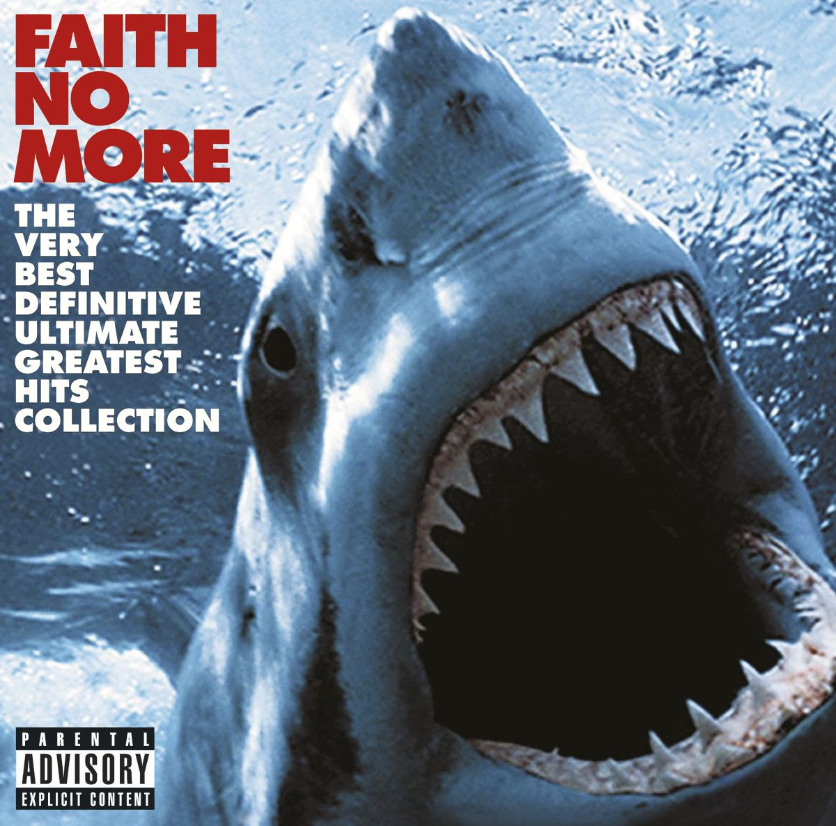 Faith No More - The Very Best Definitive Ultimate Greatest Hits Collection album cover