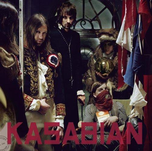 Kasabian - West Ryder Pauper Lunatic Asylum album cover