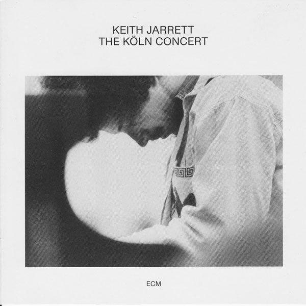 Keith Jarrett - The Köln Concert album cover