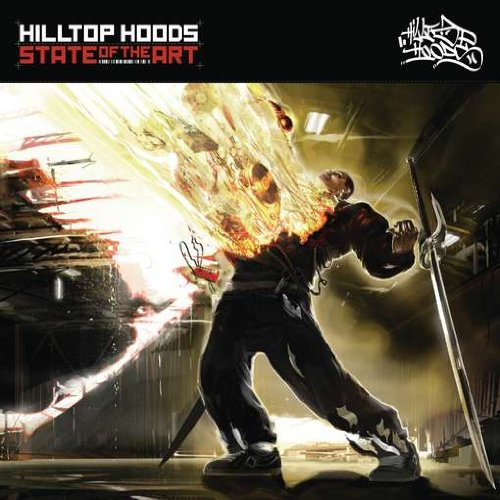 Hilltop Hoods - State Of The Art album cover