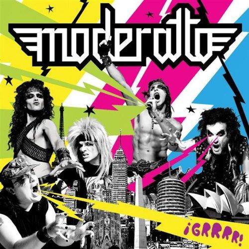 Moderatto - ¡grrrr! album cover