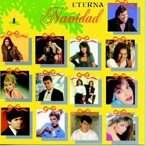 Various Artists - Eterna Navidad album cover
