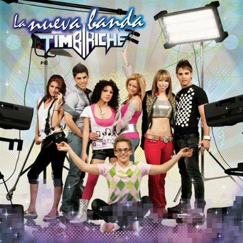 La Nueva Banda Timbiriche - La Nueva Banda Timbiriche album cover
