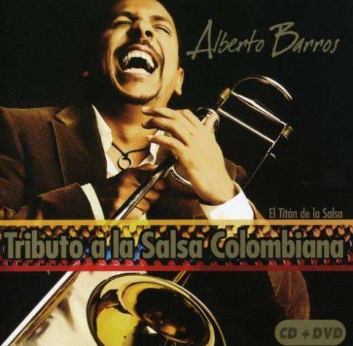Alberto Barros - Tributo A La Salsa Colombiana album cover