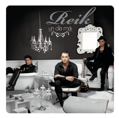 Reik - Un Día Más album cover