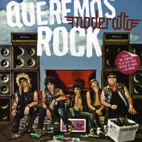 Moderatto - Queremos Rock album cover