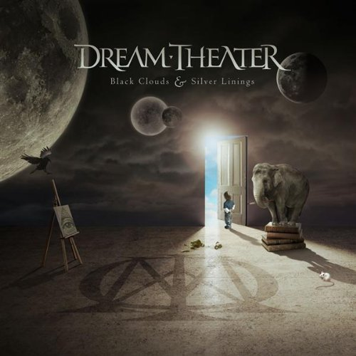 Dream Theater - Black Clouds & Silver Linings album cover