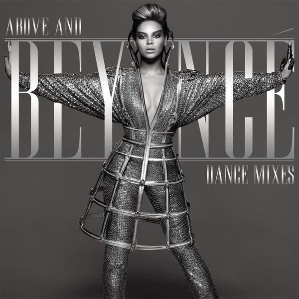 Beyoncé - Above And Beyonce: Video Collection & Dance Mixes (ep) album cover