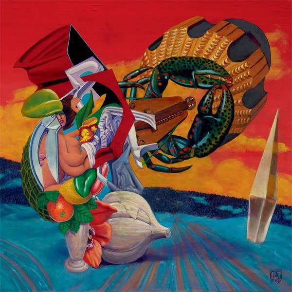 The Mars Volta - Octahedron album cover