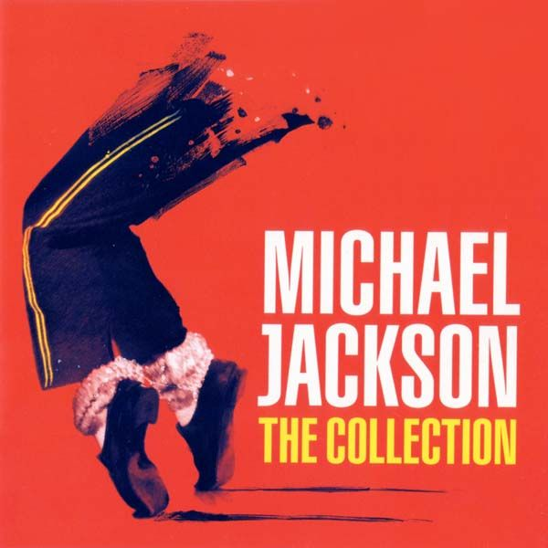 Michael Jackson - The Collection album cover