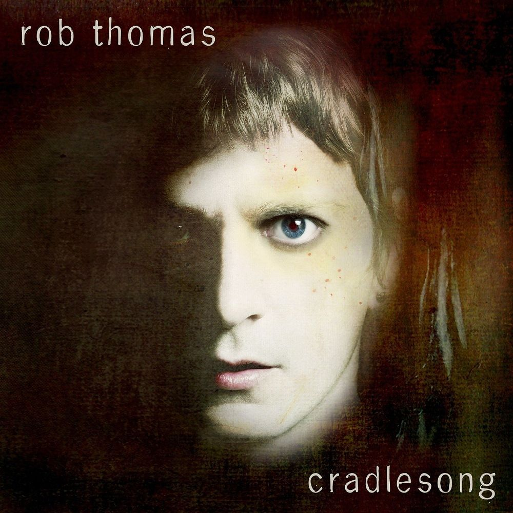 Rob Thomas - Cradlesong album cover