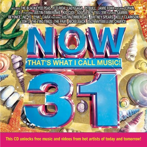 Various Artists - Now 31 album cover