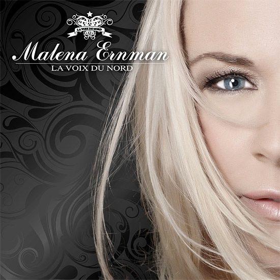 Malena Ernman - La Voix Du Nord album cover