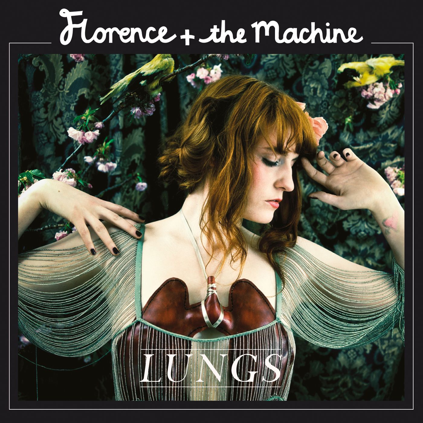 Florence + The Machine - Lungs album cover