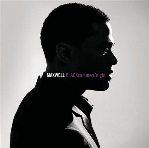 Maxwell - BLACKsummers'night album cover
