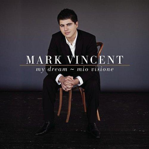 Mark Vincent - My Dream - Mio Visione album cover