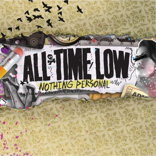 All Time Low - Nothing Personal album cover