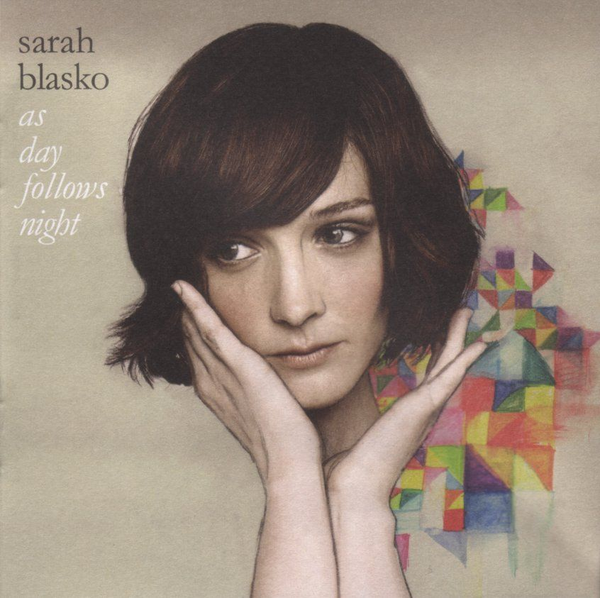 Sarah Blasko - As Day Follows Night album cover