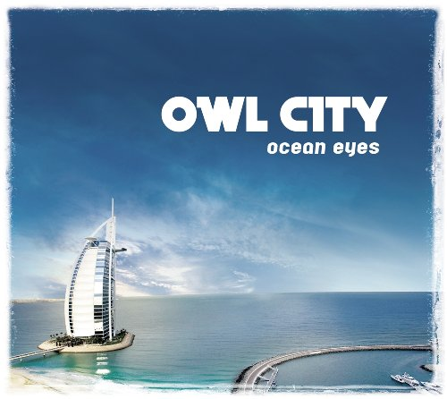 Owl City - Ocean Eyes album cover