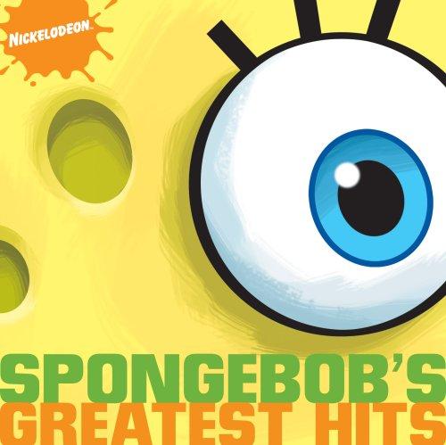 Soundtrack - Spongebob Squarepants: Spongebob's Greatest Hits album cover