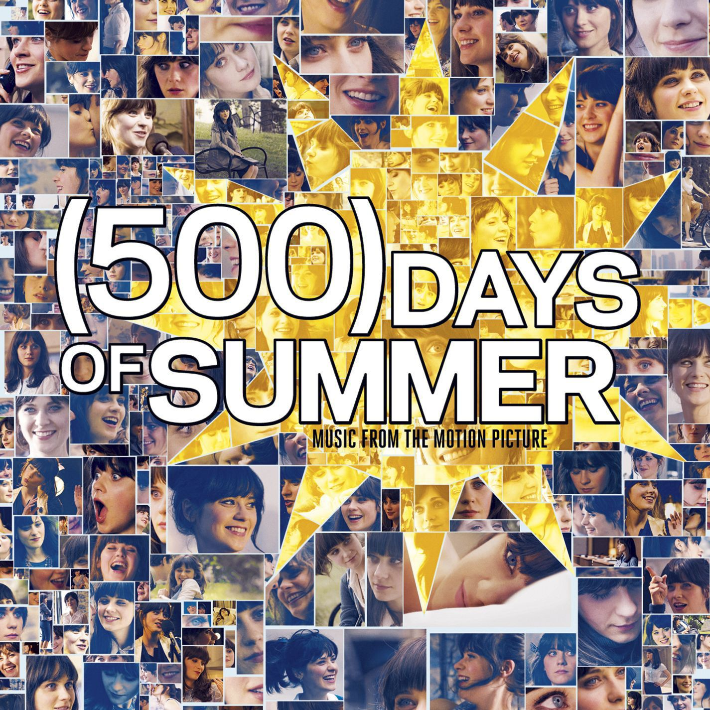 Image result for 500 Days of Summer Soundtrack