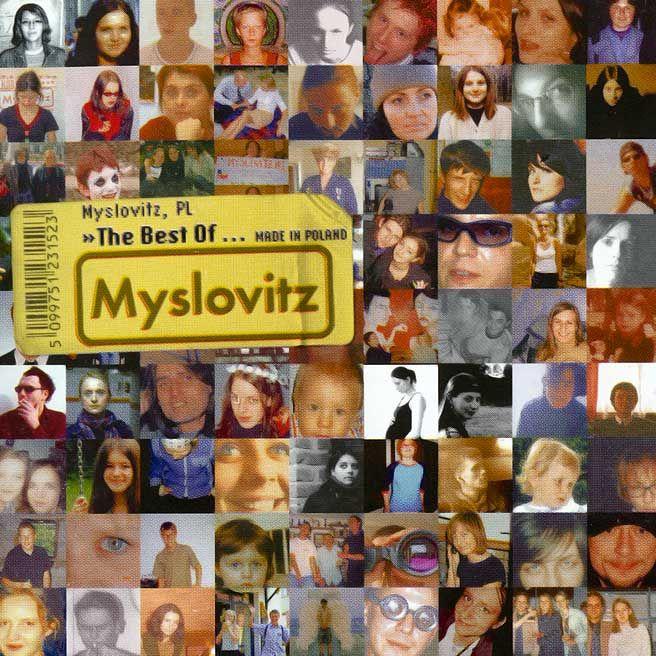 Myslovitz - The Best Of album cover