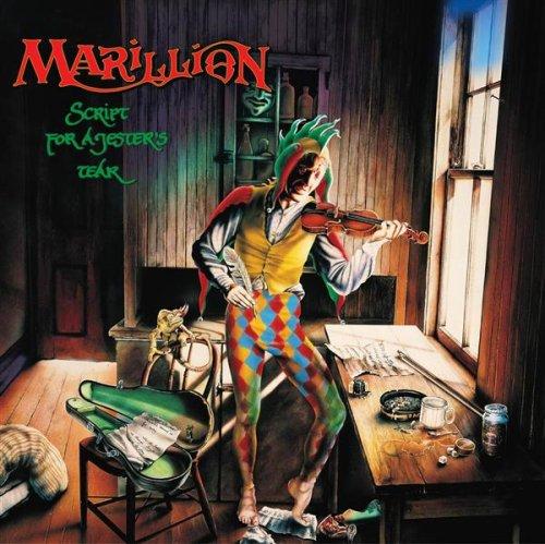 Marillion - Script For A Jester's Tear album cover
