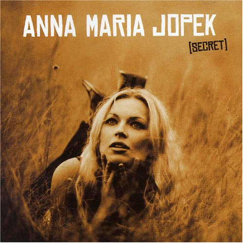 Anna Maria Jopek - Secret album cover