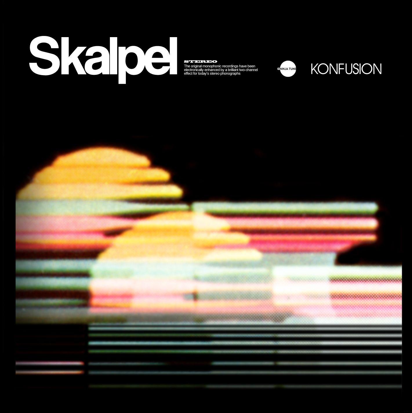 Skalpel - Konfusion album cover