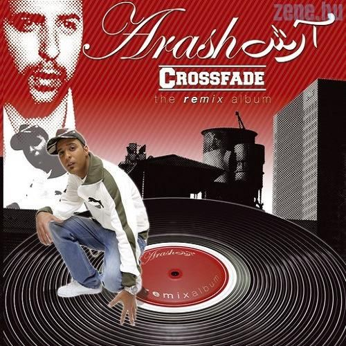 Arash - Crossfade - The Remix Album album cover