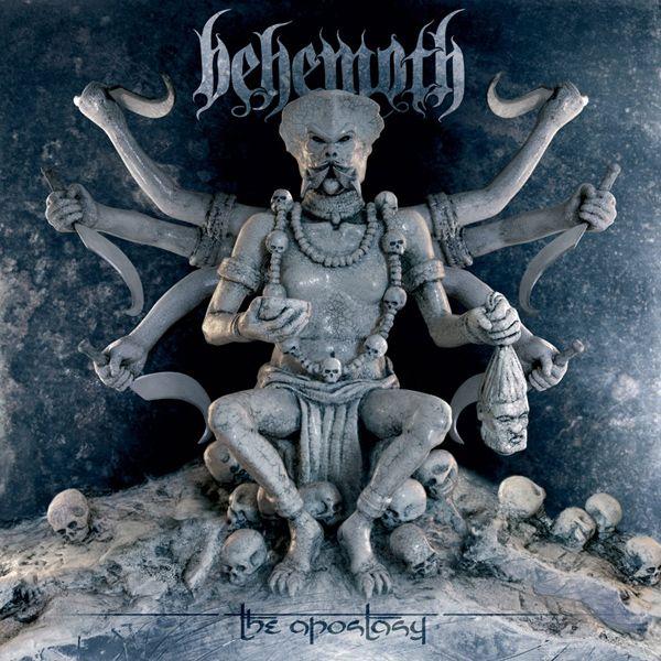 Behemoth - The Apostasy album cover