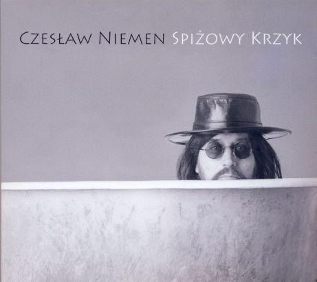 Czesław Niemen - Spiżowy Krzyk album cover