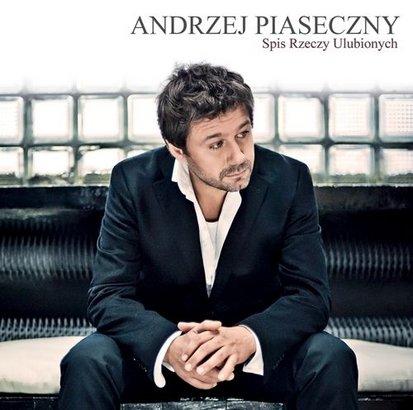 Andrzej Piaseczny - Spis Rzeczy Ulubionych album cover