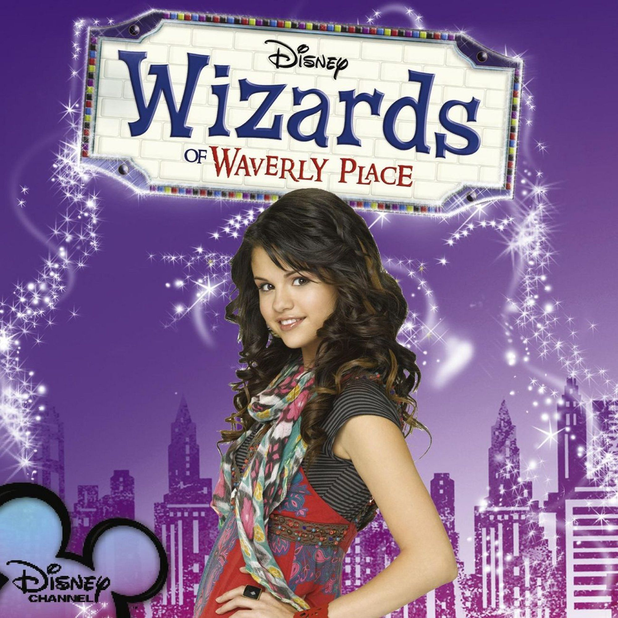 Soundtrack - Wizards Of Waverly Place album cover