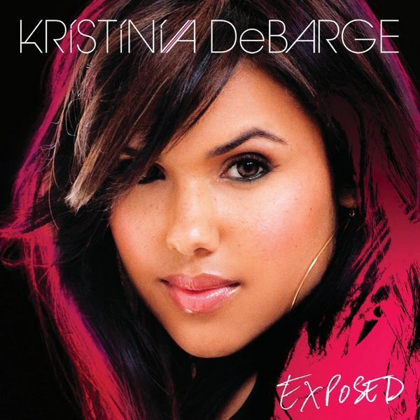 Kristinia Debarge - Exposed album cover