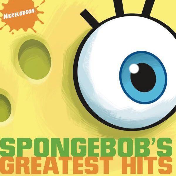 Spongebob - Spongebob's Greatest Hits album cover