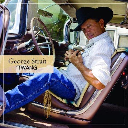 George Strait - Twang album cover