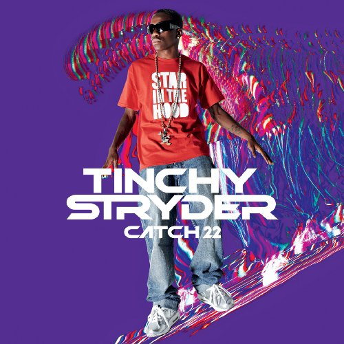 Tinchy Stryder - Catch 22 album cover