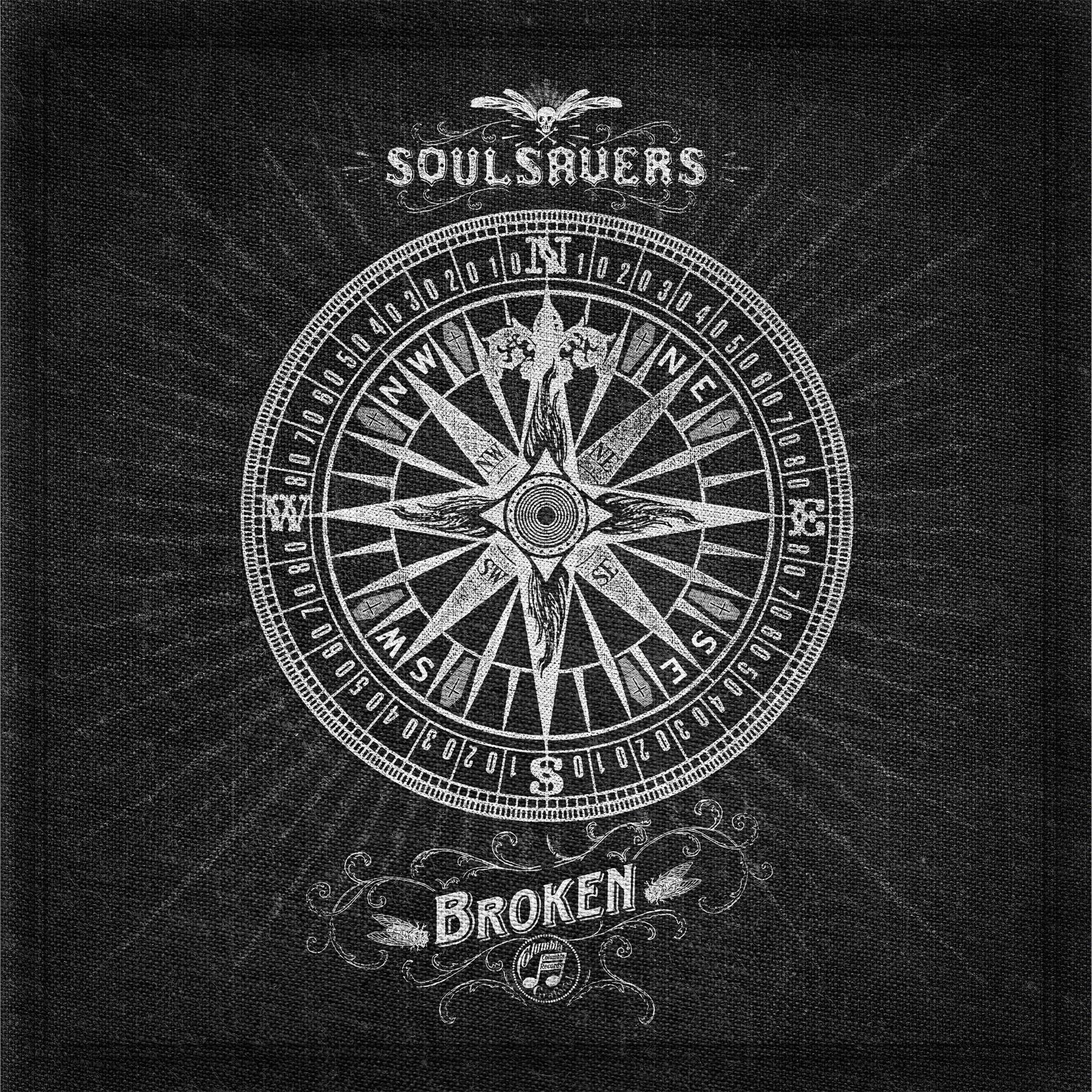 Soulsavers - Broken album cover