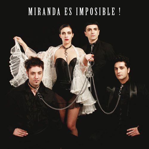 Miranda - Es Imposible! album cover
