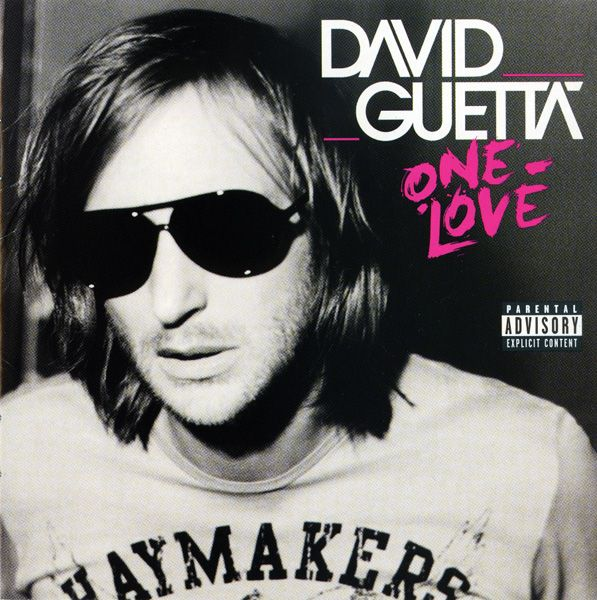 David Guetta - One Love album cover