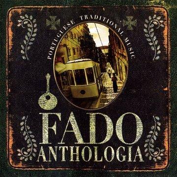 Various Artists - Fado Anthologia album cover