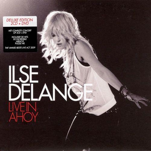 Ilse Delange - Live In Ahoy album cover