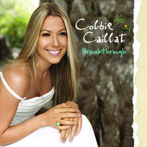 Colbie Caillat - Breakthrough album cover