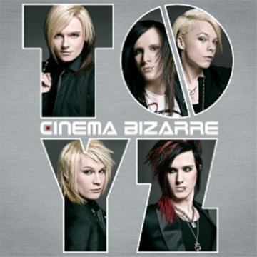 Cinema Bizarre - Toyz album cover