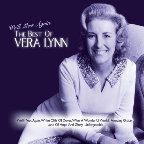 Vera Lynn - We'll Meet Again - The Very Best Of album cover