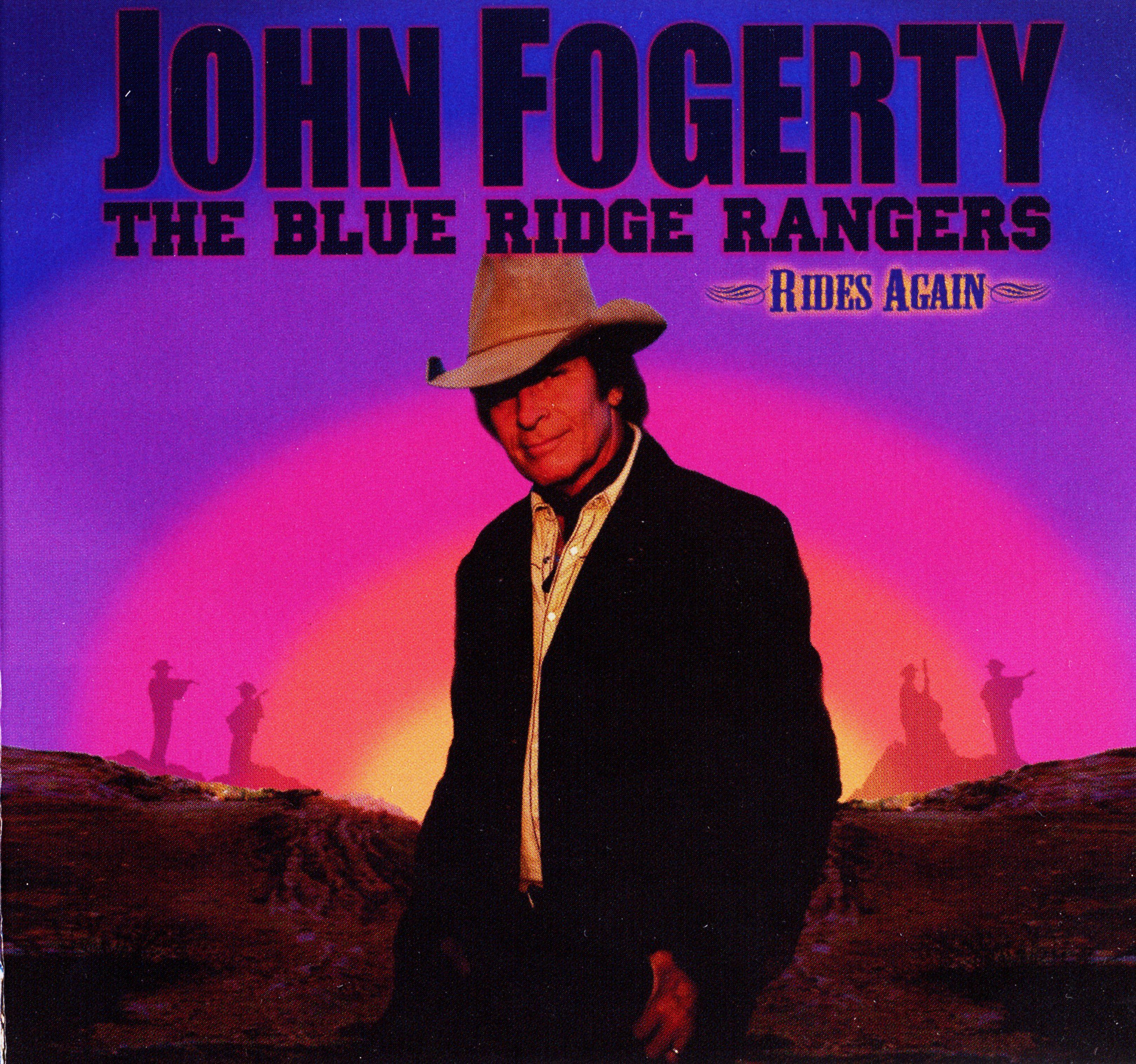 John Fogerty - The Blue Ridge Rangers Rides Again album cover