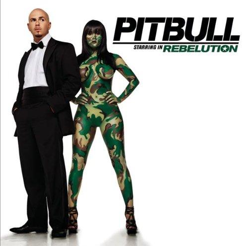 Pitbull - Rebelution album cover